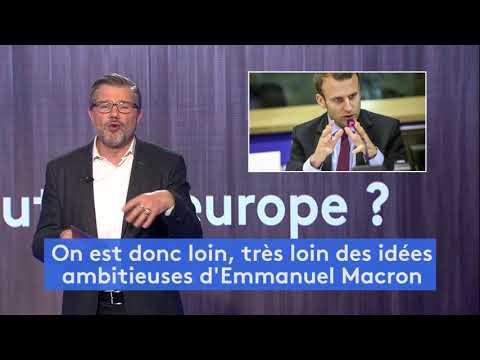 LFE 10/12/2017 - 4 - Edito Quatremer : Réforme de la zone euro : Bruxelles marche sur des œufs ?