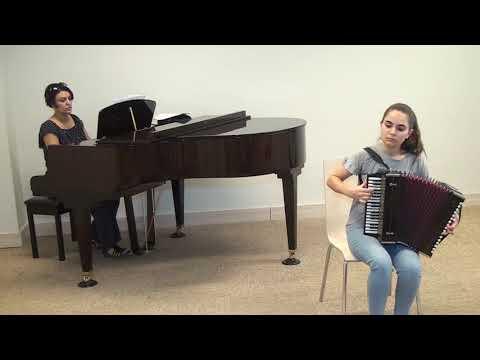 Günel Qehramanova  -H.Xanmemmedov (Kamança üçün Konsert) I Hisse