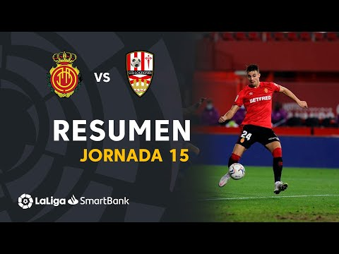 Mallorca Logrones Goals And Highlights