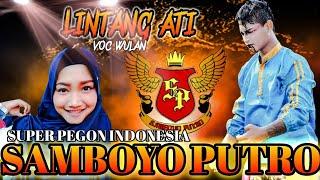 Download lagu Cover Lintang Ati voc Wulan Jaranan Samboyo Putro 2019 live Josaren MP3