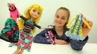 Одевалки для девочек - Шоппинг с Блонди Эвер Афтер Хай