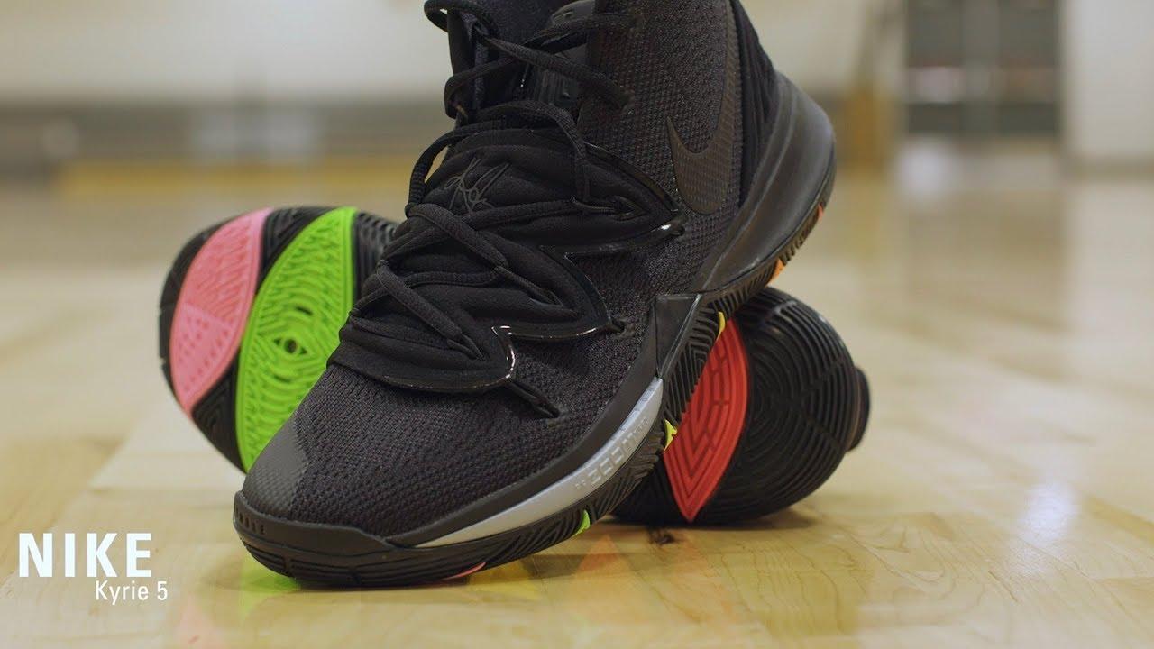 kyrie 5 shoe