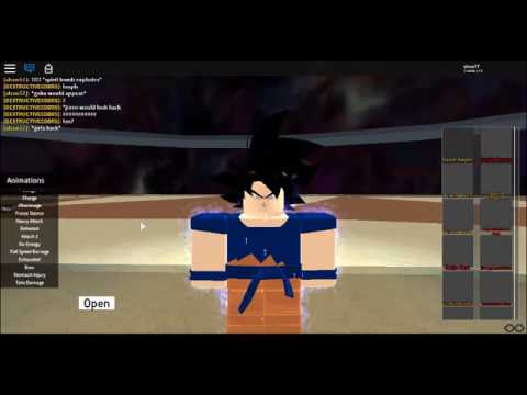Goku Vs Jiren Roblox Goku Vs Jiren English Language Dragon Ball Rp Roblox Youtube