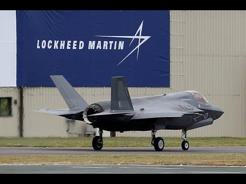 Nearly Every Senator Votes To Approve Lockheed Lacky To Pentagon Role
