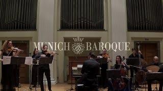 Munich Baroque - Avison: Concerto Grosso Nr.5 - 1.Largo