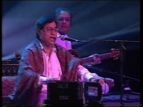 Jagjit Singh Live 2001 UK Balle Balle Jind Mahi Punjabi Ghazal