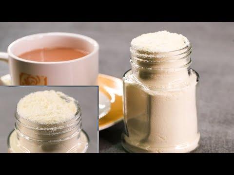 How can i make milk powder at home