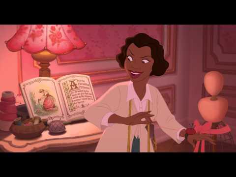 Принцесса и лягушка ютуб мультфильм