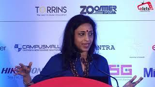 13th WES, Mumbai: Opening Session- Dr Prakriti Poddar, Managing Trustee, Poddar Foundation London