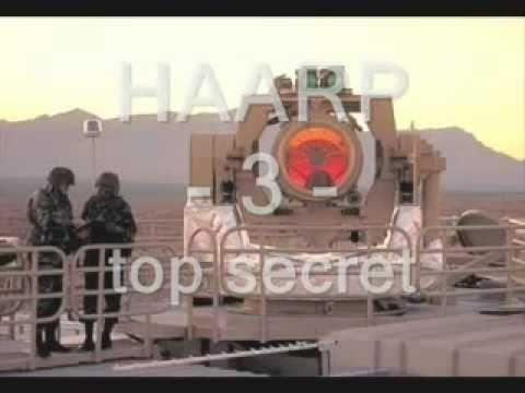 HAARP =  TOP SECRET