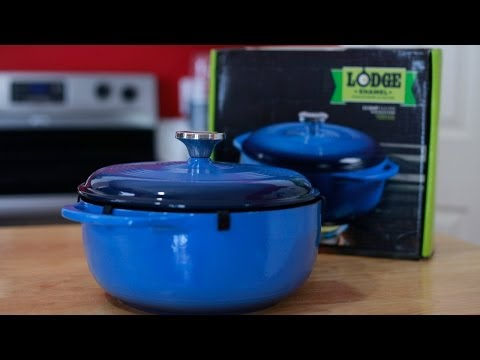 Unboxing Lodge Cast Iron Cookware