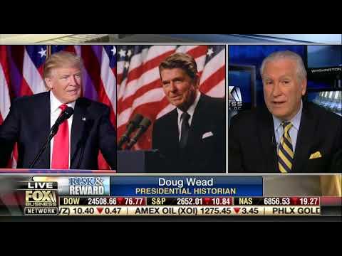 Reagan & Trump Sittin on a Stump. Liz MacDonald - Doug Wead