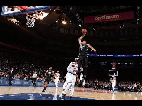 Top 10 Dunks: January 2017 NBA Season