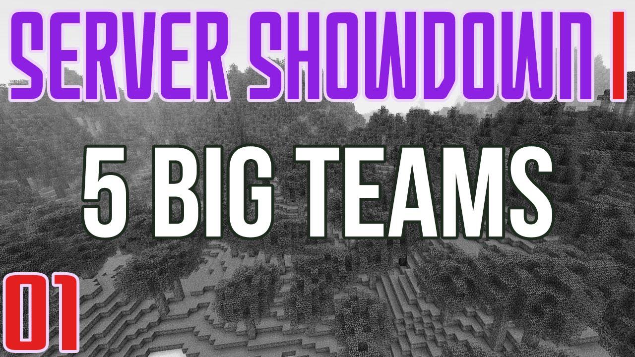 Server Showdown UHC 1