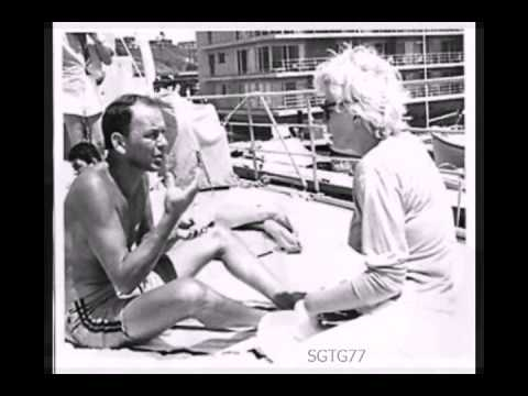 Marilyn Monroe On Frank Sinatra. Rare 1955 Radio Interview