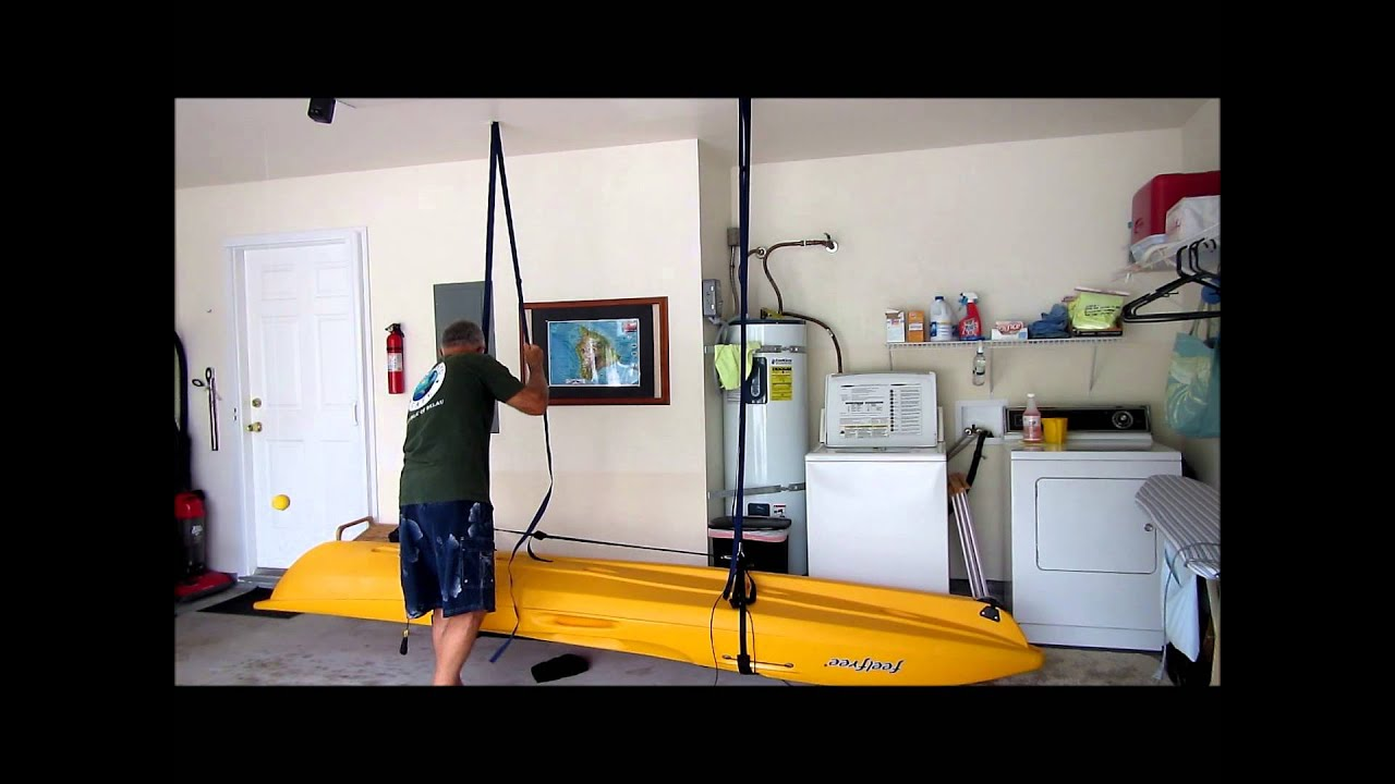 Kayak Storage Youtube