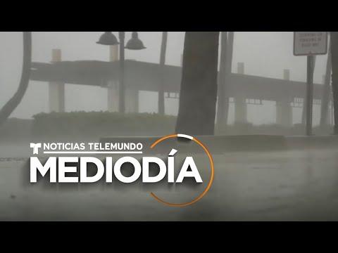 La tormenta tropical Isaías avanza hacia las Carolinas | Noticias Telemundo