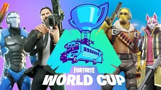 The FORTNITE WORLD CUP is HERE!!! - Fortnite Short Films