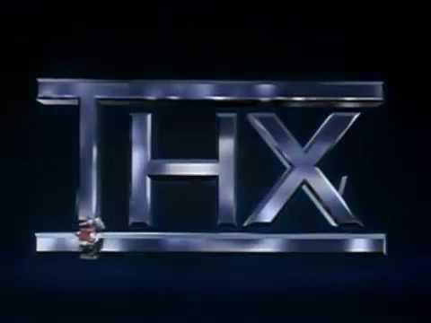 THX Tex 1 Laserdisc PAL pitched logo thumbnail
