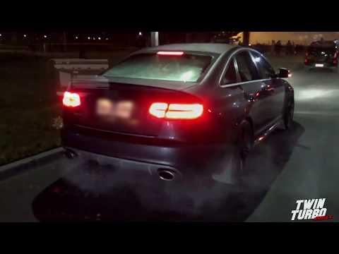 Amg E63 vs Fiat Uno Turbo, Subaru STI, Audi RS6 & others