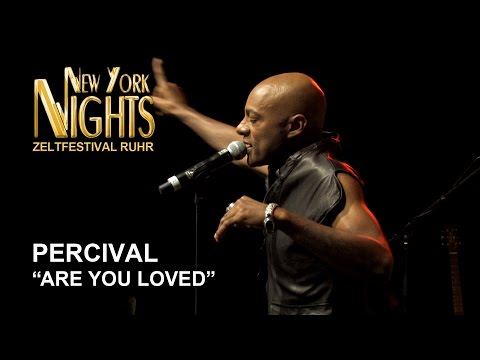 """Are you loved"" by Percival @ New York Nights (Zeltfestival Ruhr, 24.08.2014) [HD]"
