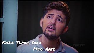 Kabhi Tumhe Yaad Meri Aaye   Darshan Raval   Shershaah   Siddharth Malhotra   Kiara Advani