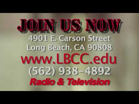 Long Beach City College RTV commercial