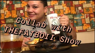 Virtual COLLAB THEFATBOII SHOW | MUSSEL BOIL | 3 TRUTHS AND 1 LIE