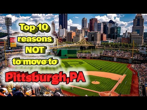 Top reasons NOT to move to Pittsburgh. The Steeler's should be on this list.