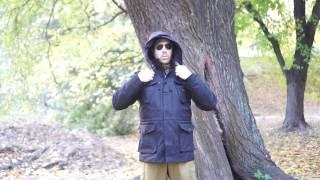 """Видео обзор куртки-парки британской, цвет black от """"Chameleon""""."""