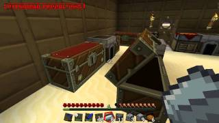 Minecraft: Industrial Revolution 3 - 11: The day before the day after tomorrow