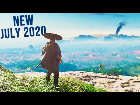 Top 10 NEW Games Of July 2020