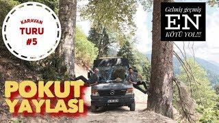 Karavan Turu : Rİze  Pokut Yaylasi  #5