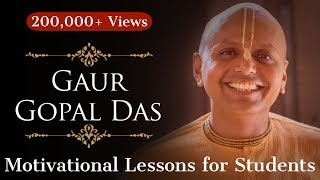 Amazing Motivational Lessons for Students By Gaur Gopal Das | ChetChat