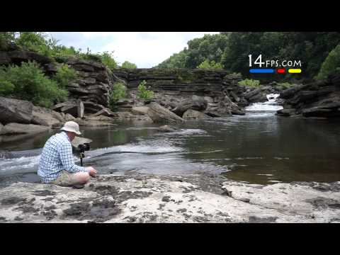 Long exposure photography how-to with a neutral density filter