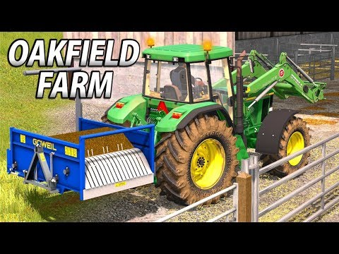 IT'S THE SUMMERTIME! | Farming Simulator 17 | Oakfield Farm - Episode 10