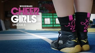Telepathicness - EP5 - Woodward Cheer Girls