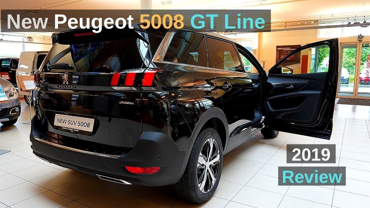 New Peugeot 5008 Gt Line 2019 Review Interior Exterior Youtube