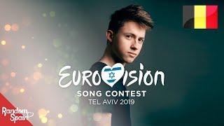 REACCIÓN Eurovision 2019 Belgium   Eliot - Wake Up