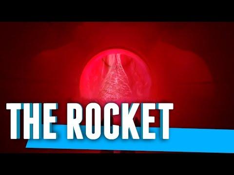 Badkap Albstadt - The Rocket (neue Rutsche 2014)