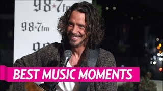 Relive 6 of Chris Cornell's Most Iconic Music Moments