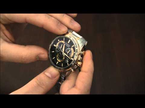 Citizen Eco-Drive Perpetual Chrono A•T Watch Review