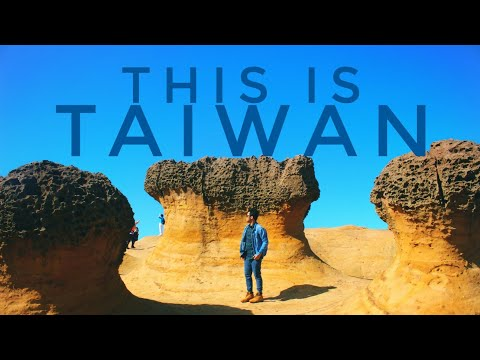 THIS IS NOT DUBAI! WELCOME TO TAIWAN (Yehliu Geo Park Travel Vlog)| CANDIYEY