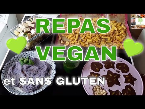 🍽️5-recettes-vegan-&-sans-gluten-|-meal-prep-rapide-et-pas-cher-|-lundi-vert-n°53