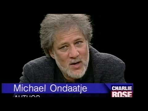 """Director and Author of """"The English Patient"""" interview on Charlie Rose (1996)"""