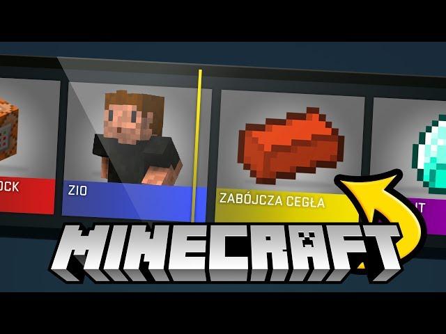 OPENING SKRZYNEK Z ZIO - MINECRAFT