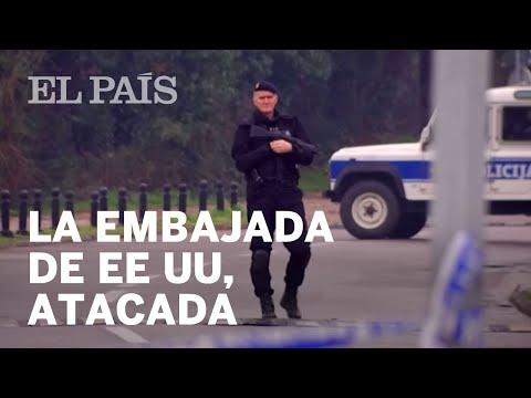 Ataque suicida contra la embaj montenegro