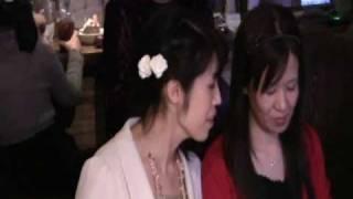2011/01/9の結婚式2次会ライブ.