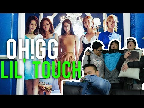 "WTFFFF OH!GG - GIRLS' GENERATION ""LIL' TOUCH"" (MV Reaction X4)"