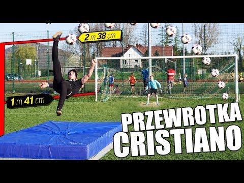 STRZELAMY PRZEWROTKĘ CRISTIANO RONALDO!